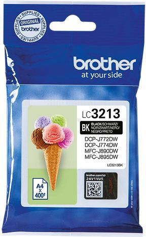 Brother LC-3213 zwart - origineel Brother