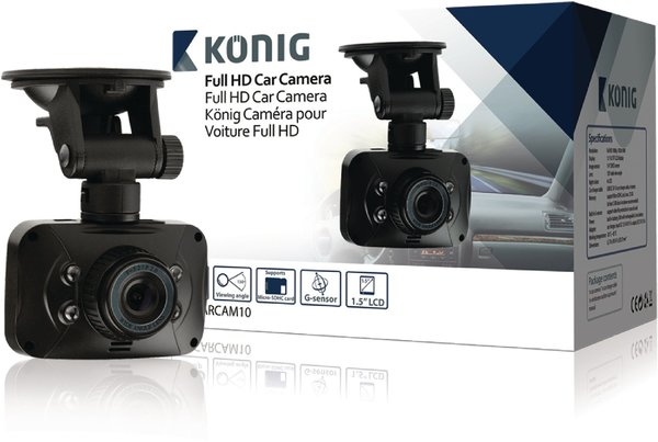 Konig Full HD dashcam